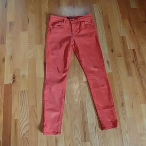 Limited Run Red Hot JOE'S Jeans